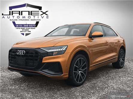 2019 Audi Q8 55 Technik (Stk: 18843) in Ottawa - Image 1 of 24