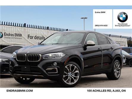 2019 BMW X6 xDrive35i (Stk: 60471) in Ajax - Image 1 of 22