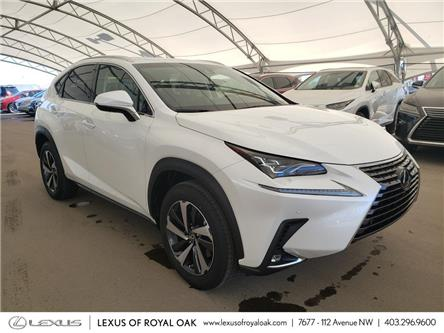 2019 Lexus NX 300 Base (Stk: L19428) in Calgary - Image 1 of 5