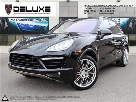 2011 Porsche Cayenne Turbo (Stk: D0578) in Concord - Image 1 of 28