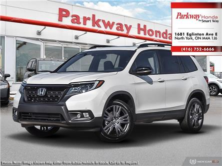 2019 Honda Passport EX-L (Stk: 923086) in North York - Image 1 of 23