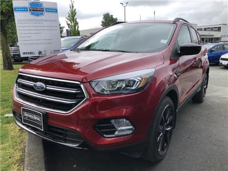 2018 Ford Escape SE (Stk: 186750) in Vancouver - Image 1 of 8