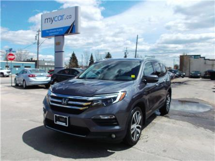 2016 Honda Pilot Touring (Stk: 182123) in Richmond - Image 2 of 15
