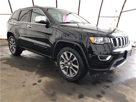 2018 Jeep Grand Cherokee Limited (Stk: U1396R) in Thunder Bay - Image 1 of 14