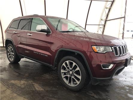 2018 Jeep Grand Cherokee Limited (Stk: U1398R) in Thunder Bay - Image 1 of 14