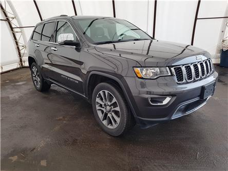 2018 Jeep Grand Cherokee Limited (Stk: U1401R) in Thunder Bay - Image 1 of 28