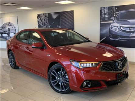 2020 Acura TLX Tech A-Spec (Stk: TX12689) in Toronto - Image 1 of 10