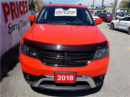 2018 Dodge Journey Crossroad (Stk: 19-346) in Oshawa - Image 2 of 13