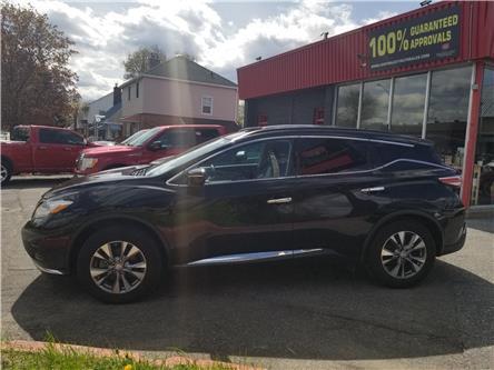 2015 Nissan Murano SV (Stk: DE19319) in Ottawa - Image 2 of 17
