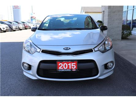2015 Kia Forte Koup 1.6L SX (Stk: 82457A) in Cobourg - Image 2 of 21
