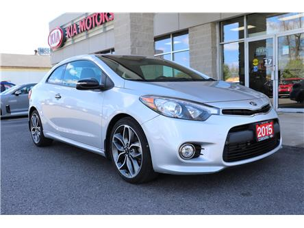 2015 Kia Forte Koup 1.6L SX (Stk: 82457A) in Cobourg - Image 1 of 21