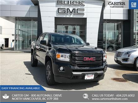 2019 GMC Canyon SLE (Stk: 9CN26140) in North Vancouver - Image 1 of 13