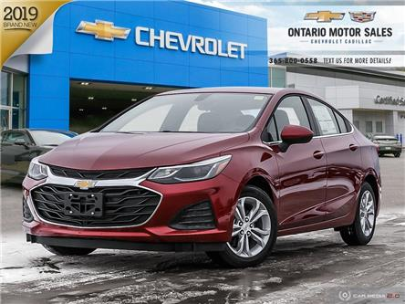 2019 Chevrolet Cruze LT (Stk: 9125266) in Oshawa - Image 1 of 19
