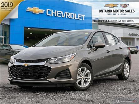 2019 Chevrolet Cruze LT (Stk: 9128443) in Oshawa - Image 1 of 19