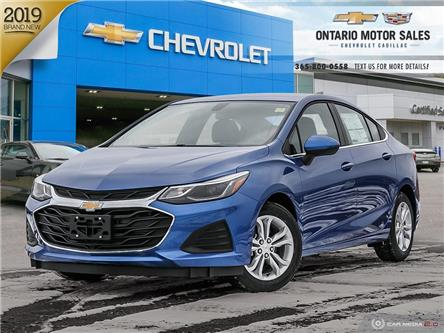2019 Chevrolet Cruze LT (Stk: 9126143) in Oshawa - Image 1 of 19