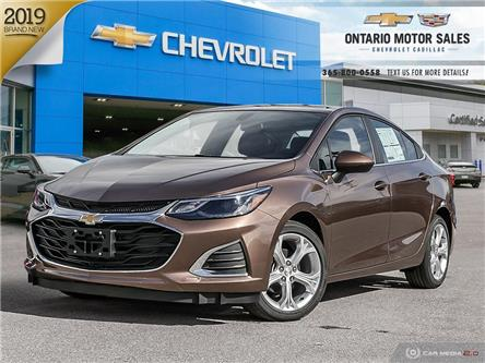 2019 Chevrolet Cruze Premier (Stk: 9112282) in Oshawa - Image 1 of 19