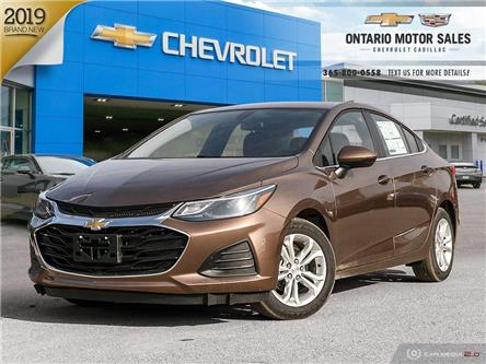 2019 Chevrolet Cruze LT (Stk: 9123328) in Oshawa - Image 1 of 19