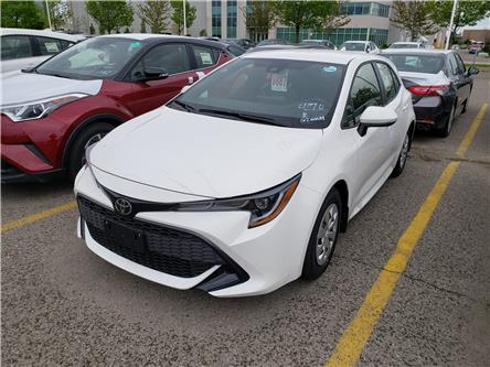 2019 Toyota Corolla Hatchback Base (Stk: 9-887) in Etobicoke - Image 1 of 15