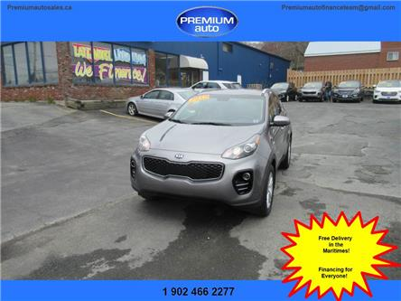 2019 Kia Sportage LX (Stk: 546279) in Dartmouth - Image 1 of 22