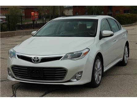 2013 Toyota Avalon XLE (Stk: 1905188) in Waterloo - Image 1 of 27