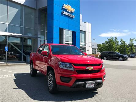 2019 Chevrolet Colorado WT (Stk: 9CL49740) in North Vancouver - Image 2 of 13
