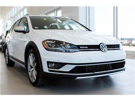 2018 Volkswagen Golf Alltrack 1.8 TSI (Stk: V7147) in Saskatoon - Image 1 of 21