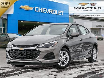 2019 Chevrolet Cruze LT (Stk: 9127028) in Oshawa - Image 1 of 19
