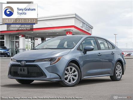 2020 Toyota Corolla LE (Stk: 58171) in Ottawa - Image 1 of 23
