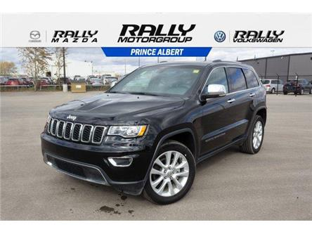 2017 Jeep Grand Cherokee 23H Limited (Stk: V644) in Prince Albert - Image 1 of 11