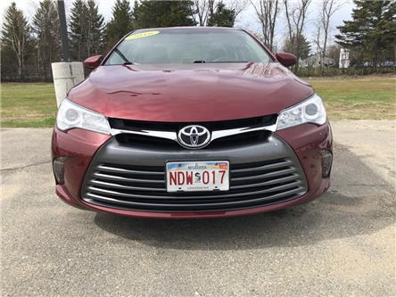 2016 Toyota Camry XLE (Stk: 18610A) in Miramichi - Image 2 of 10