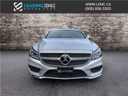2016 Mercedes-Benz CLS-Class Base (Stk: 12397) in Woodbridge - Image 2 of 21