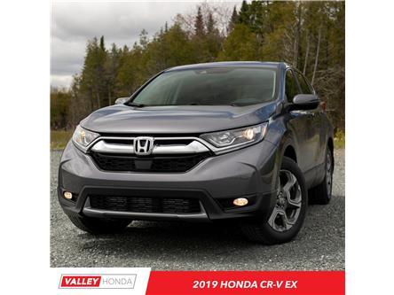2019 Honda CR-V EX (Stk: N05242) in Woodstock - Image 1 of 11