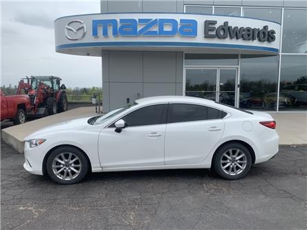 2014 Mazda MAZDA6 GX (Stk: 21815) in Pembroke - Image 1 of 3