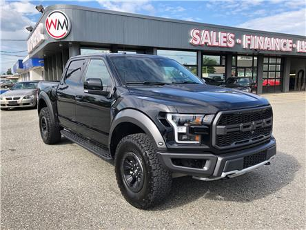 2018 Ford F-150 Raptor (Stk: 18-A50816) in Abbotsford - Image 1 of 18