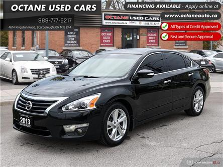 2013 Nissan Altima 2.5 SL (Stk: ) in Scarborough - Image 1 of 20