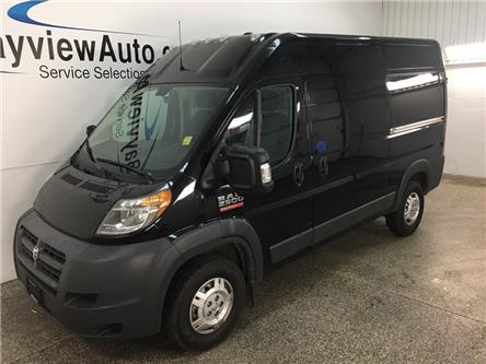 2018 RAM ProMaster 2500 High Roof (Stk: 35044W) in Belleville - Image 1 of 25