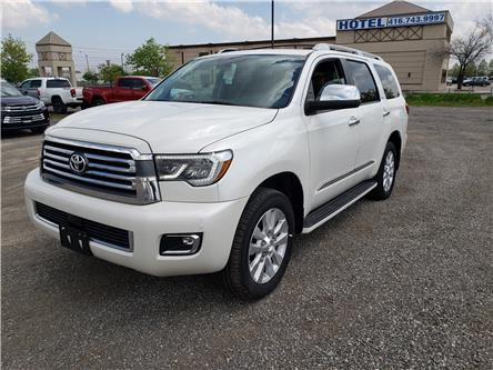 2018 Toyota Sequoia Platinum 5.7L V8 (Stk: 8-1094) in Etobicoke - Image 1 of 10