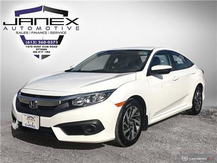 2018 Honda Civic SE (Stk: 19195) in Ottawa - Image 1 of 23