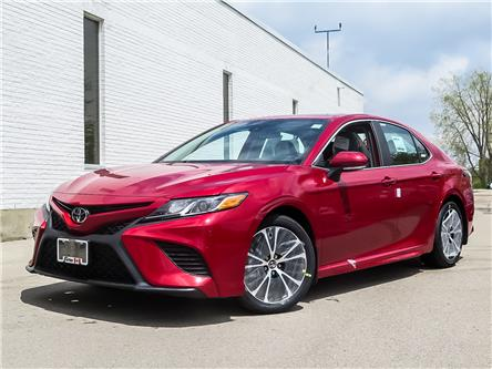 2019 Toyota Camry SE (Stk: 93022) in Waterloo - Image 1 of 18