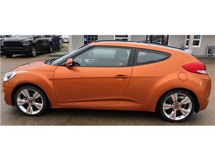 2014 Hyundai Veloster Tech (Stk: P0984) in Edmonton - Image 1 of 17