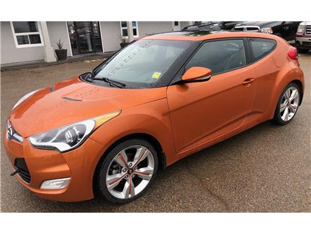2014 Hyundai Veloster Tech (Stk: P0984) in Edmonton - Image 2 of 17