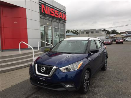 2019 Nissan Kicks SV (Stk: N92-2777) in Chilliwack - Image 1 of 19