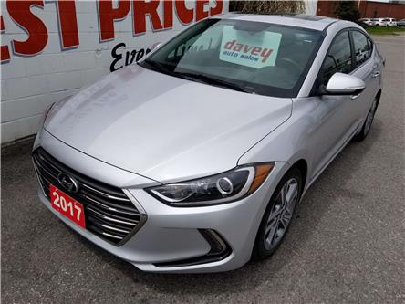 2017 Hyundai Elantra Limited (Stk: 19-344) in Oshawa - Image 1 of 16