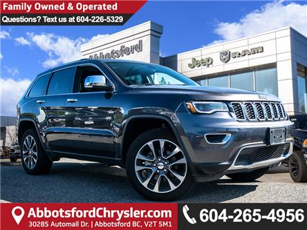 2018 Jeep Grand Cherokee Limited (Stk: AG0931) in Abbotsford - Image 1 of 25