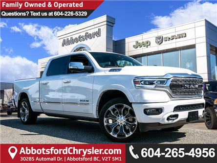 2019 RAM 1500 Limited (Stk: K752222A) in Abbotsford - Image 1 of 23