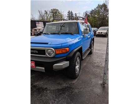 2008 Toyota FJ Cruiser Base (Stk: ) in Cobourg - Image 2 of 11