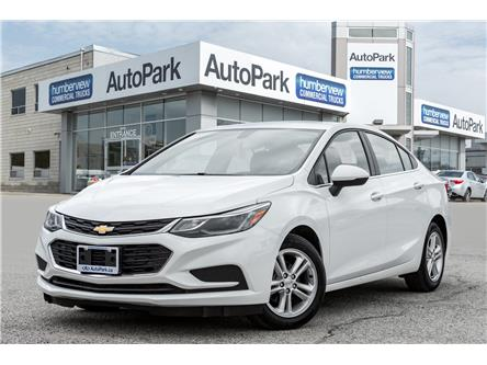 2017 Chevrolet Cruze LT Auto (Stk: APR3306) in Mississauga - Image 1 of 21