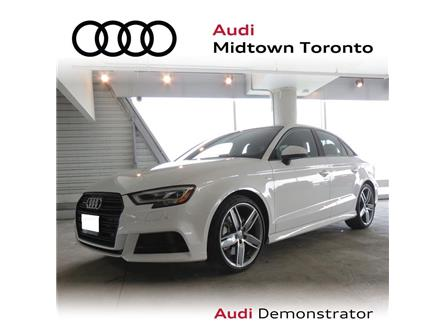 2019 Audi A3 45 Technik (Stk: AU6627) in Toronto - Image 1 of 22