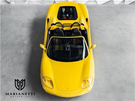 2003 Ferrari 360 Modena Spider (Stk: ZFFYT53A830132277) in Woodbridge - Image 1 of 47
