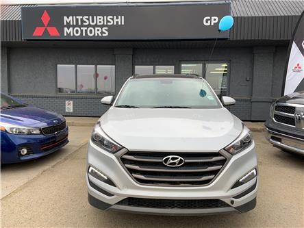 2016 Hyundai Tucson Limited (Stk: L1000) in Grande Prairie - Image 2 of 18